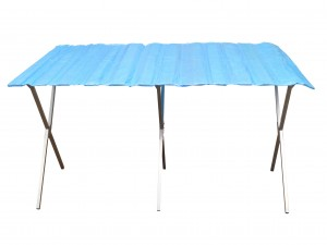 Market stall table 3 x 1 m (1)