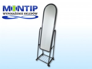 Free-standing adjustable mirror (1)